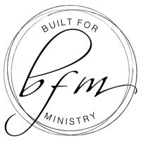BUILT FOR MINISTRY Logo